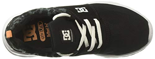 Black Heathrow Femmes leopard Chaussures Se Pour Tx Dc ZYwgxFqn