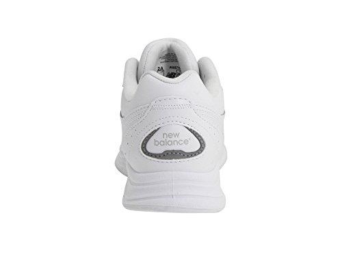 (ニューバランス) New Balance レディースウォーキングシューズ?靴 WW577 White 8 (25cm) B - Medium