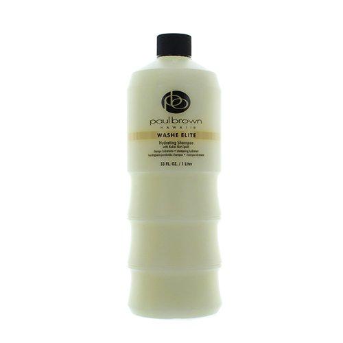 (Paul Brown Hawaii Washe Elite Shampoo Liter, 33 Ounce)