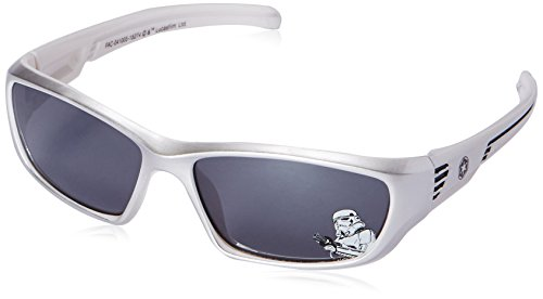 Star Wars Kid's Sunglasses, 21320STW040 Wrap By Foster - Foster Sunglasses Wars Star Grant