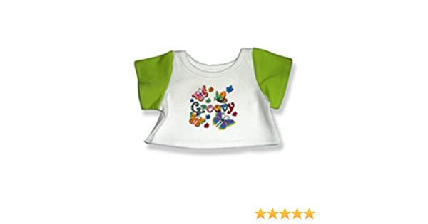 abf42ed27 Amazon.com: Groovy T-Shirt - 2029 Fits 15