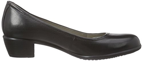 Ecco Chaussures Femme Touch 35 Pm Robe Pompe Noire