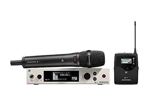 Sennheiser Pro Audio Wireless Handheld/Bodypack Combo Base Set (ew 300 G4 GW+) (300 Sennheiser)