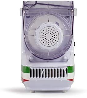 Livoo DOP101 Machine à Pâtes Fraîches, 180 W, Vert, Rouge, Blanc