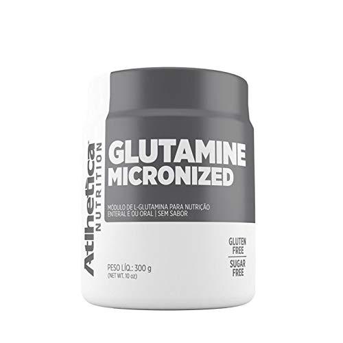 Glutamine Micronized Evolution Series Glutamina, Athletica Nutrition, 300g