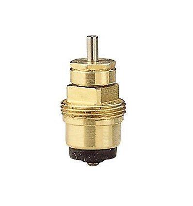 "Giacomini - Grifería gas de radiador - Mecanismo para válvula 3/8"" y 1"