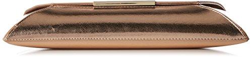 Buffalo 185056 - Pochette da giorno Donna, Rosa (Rose 01), 1x17x30 cm (B x H T)