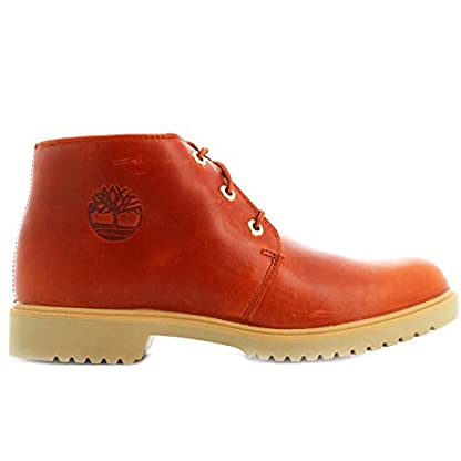 Mens Timberland 1973 Newman Chukka Smooth Leather Winter Outdoor Boots 2