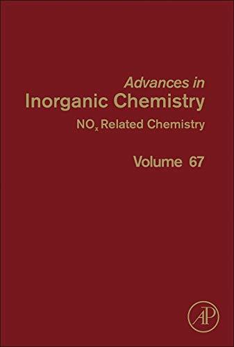 NOx Related Chemistry, Volume 67 (Advances in Inorganic Chemistry)