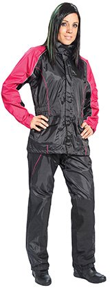 2 Piece Motorcycle Rainsuit - 4