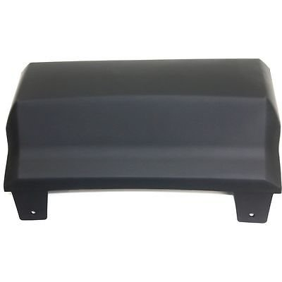 CPP GM1180179 Rear Direct Fit Bumper Tow Hook Cover for Chevrolet Suburban, (Chevrolet Tahoe Bumper Cover)