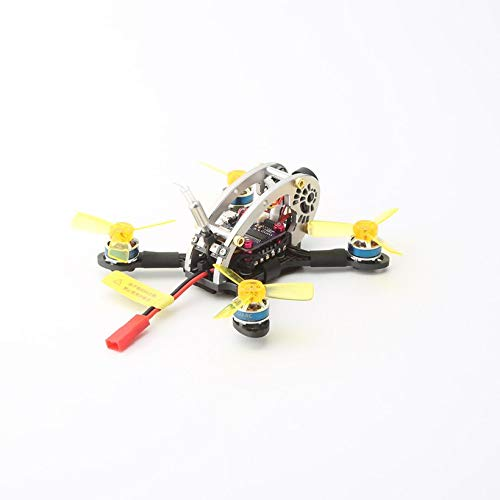 Wikiwand LDARC Flyegg V2 5.8G Brushless OSD Cam DSM2 RX Mini FPV RC Racing Drone PNP by Wikiwand (Image #7)