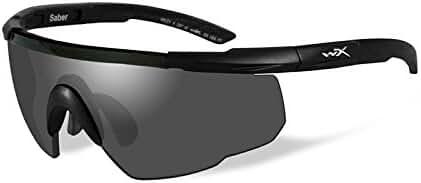 Wiley-X Saber Advanced Shooting Glasses