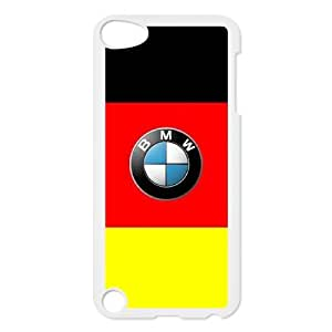 Exquisite stylish phone protection shell Ipod Touch 5 Cell phone case for BMW Logo pattern personality design