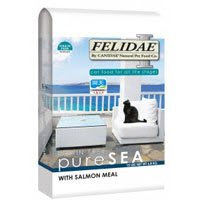 Felidae Dry Cat Food, Grain Free Salmon Formula, 15 Pound Bag, My Pet Supplies