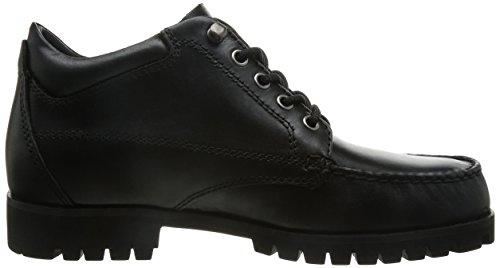 Eastland Mens Brooklyn Avvio Chukka Nero