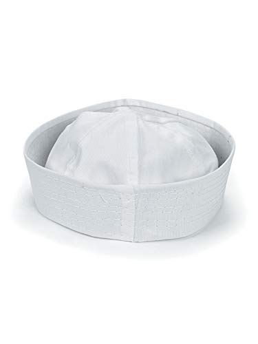 White Sailor Hat ()