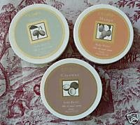 DELON Moisturizing Body Butter Variety 3 Pack one - Delon Skin Cream