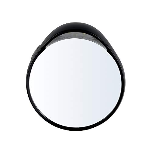 Tweezerman Tweezermate 10X Lighted Mirror Model No. 6762-R