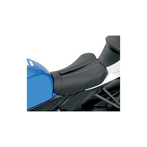(10-16 YAMAHA YZF-R6: Saddlemen Track CF Solo Seat With Pillion Cover)