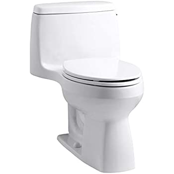 Kohler 3810 Ra 0 Santa Rosa Toilet White Amazon Com