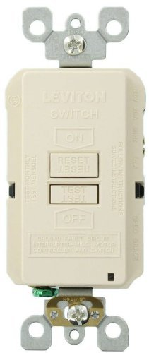 Leviton GFRBF T Self Test SmartlockPro Receptacle