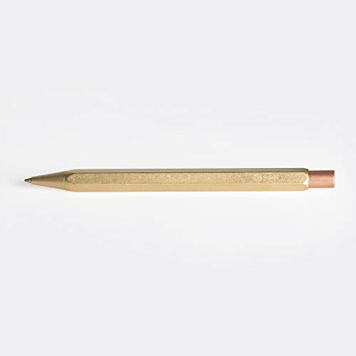 YStudio Brass & Copper Mechanical Pencil