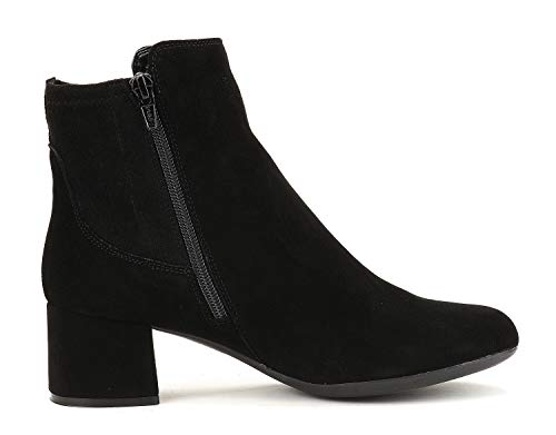 Woman Ankle Party Black Flexx Heel The Boot Block zq7Fp1nwT