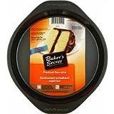 Baker's Secret Basics Nonstick 8-Inch Round Cake Pan