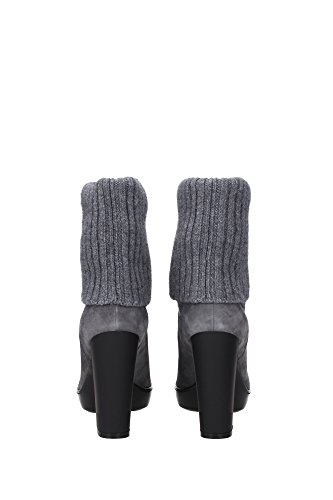 Hogan - Botas para mujer gris gris Gris