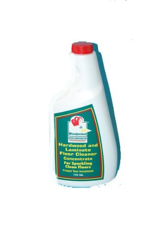 Woodpecker Hardwood Concentrated Cleaner FLR / 775ml B004LEZRBI