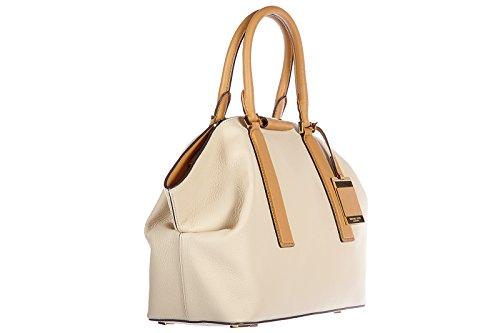 Michael Kors sac à main femme en cuir vanilla lexi beige