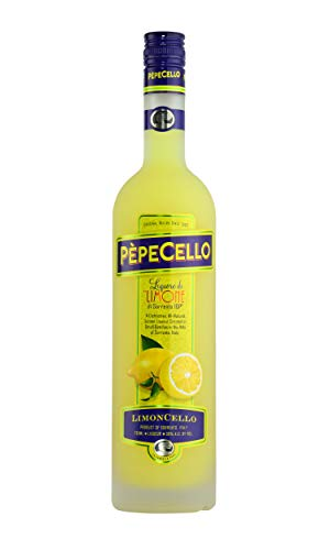Limoncello of Sorrento I.G.P.