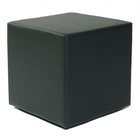 Design Sitzwurfel Kubus I Kunstleder Hocker 45x45x45 Cm Modern In
