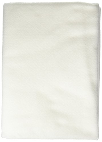 Bosal BSL426 2 oz Batting Sew in Poly (4 Pack), 45'' x 36'', White by Bosal