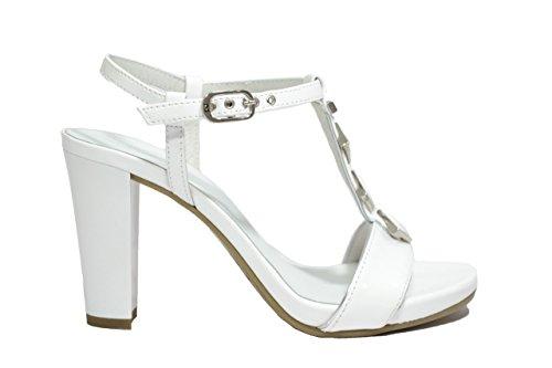 Nero Giardini , Damen Sandalen Weiß Wei�