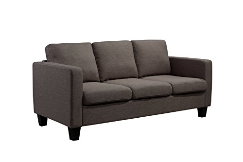 Eurotech Seating Raynor Home Kinnect Park Sofa in-a-Box Bark