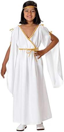 DISBACANAL Disfraz Romana niña - -, 10 años: Amazon.es: Juguetes y ...