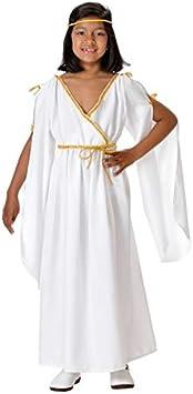 DISBACANAL Disfraz Romana niña - -, 10 años: Amazon.es ...