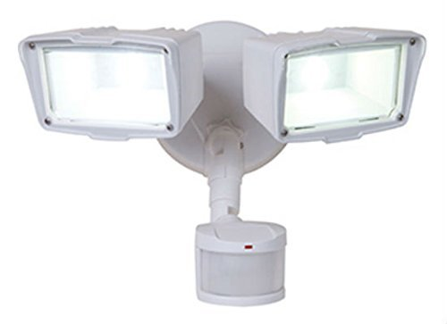 cooper lighting mst18920lw 180 Degrees Motion Activated , Outdoor, LED Security Light by TV Non-Branded Items [並行輸入品] B018A35Q2A