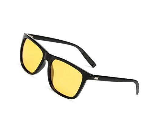 Lunettes FlowerKui Lunettes UV400 unisexes nocturne Black lunettes protectrices soleil de lunettes de de conduite pour polarisées de pêche vision soleil 4SqxSw