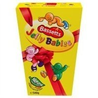 Bassetts Jelly Babies Carton (540g / 1lb 3oz) by Cadbury [Foods]