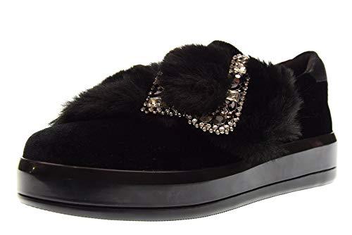 B68017 03 Slipon à Kim Baskets TX010 Enfiler Femme Black Jo Chaussures Liu q1ZzYY