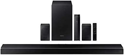 "Samsung HW-Q67CT 38.6"" 7.1 Channel Home Theater Sound System with Wireless Subwoofer and Rear Speakers (Renewed)"