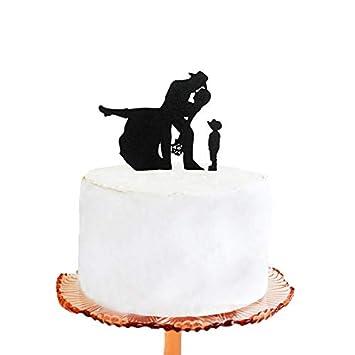 Gâteau De Mariage Country Western Mariage Avec Une