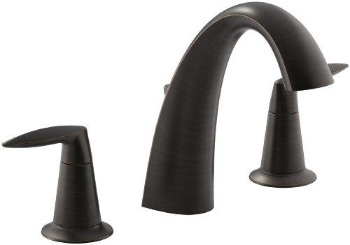 kohler bath faucet bronze - 7