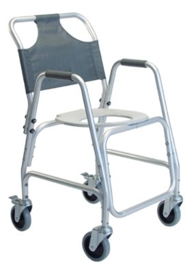 BATHROOM SAFETY - Shower Transport Chair #7910A-1