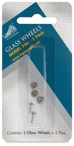 Logan Graphic Products & Mat Cutters 786 Logan Replacement Glass ()