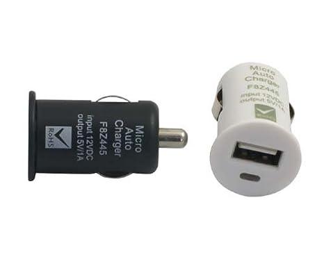 Accesorios coche USB-adaptador para iPod/iPhone/iPad (1 x ...