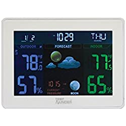 Temp Minder MRI-823MXC Color Weather Station